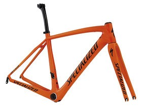 Specialized S-Works Amira Womens Road Frameset - Orange Torch Special Edition