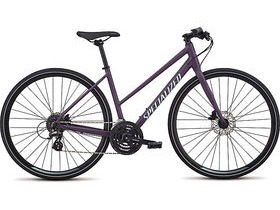 Specialized Womens Sirrus Disc Step Through