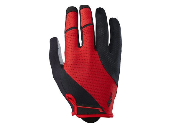 Specialized Body Geometry Gel Long Finger Gloves click to zoom image