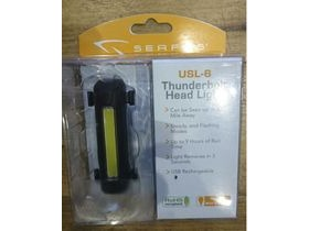 Serfas Thunderbolt (USB) Headlight